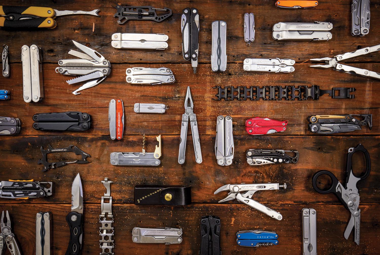 Bộ sưu tập Multi-Tools của Leatherman ngày nay