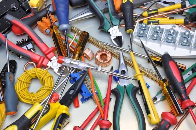 Quy hoạch dụng cụ, phụ kiện để nâng cao hiệu suất làm việc
