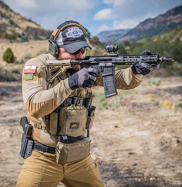 Bộ sưu tập này chủ yếu gồm các phụ kiện hỗ trợ cho việc truy cập và thao tác với vật dụng nhanh chóng, hiệu quả. Hữu dụng cho các hoạt động bắn súng, tập luyện trên thao trường, chụp ảnh.