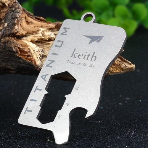 Keith Titanium